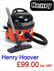 Henry hoover &amp; accesories